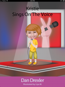 Kristie Sings On The Voice