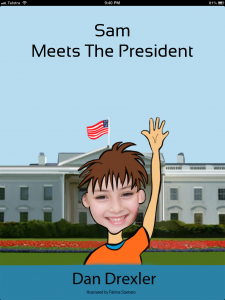 Sam Meets The President