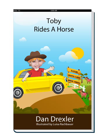 Toby-Rides-A-Horse